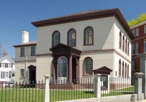 Touro Synagogue Outside
