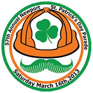 2013 St. Patrick's Day Button