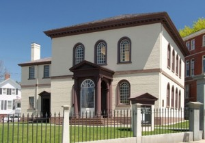 Touro Synagogue Outside