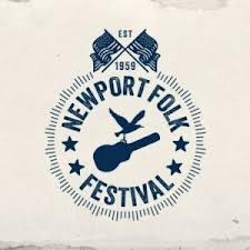 newport folk fest logo