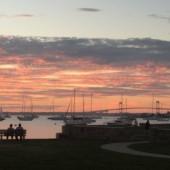 romatic-sunset-newport